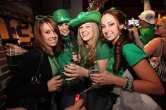 It's almost St. Patty's Day!! Green Beer