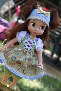 Cute outfit for Belle!