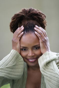 Beautiful Black Actresses Over Fifty (50)