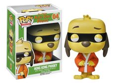 Hong Kong Fu - Hanna-barbera - Funko Pop! Animation - R$ 69,99 no MercadoLivre