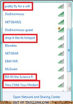 Best wifi names 9gag Funny, Funny Jokes, Hilarious Sayings, Hilarious Animals, Computer Memes, Funny Wifi Names, Teenager Quotes, Teenager Posts, Punny Puns