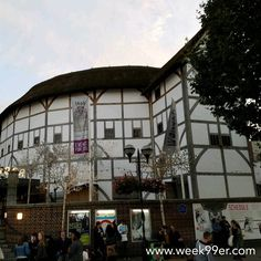 Taking in a show at Shakespeare's Globe while we're still in town.  Happy we got tickets fto see Macbeth! #iseelondon #shakespeare #theglobetheatre #travelblogger #wanderreal #london