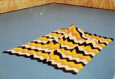 Barbara Wrede – olompia.blogspot.com: Mike Kelley, Arena #4 (Zen Garden), 1990