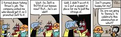 GoComics.com - Your source for the best online comic strips around. - My Cage