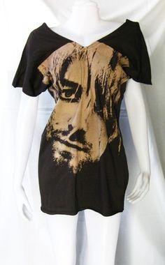 #Fuckyeah! Kurt Cobain Tee