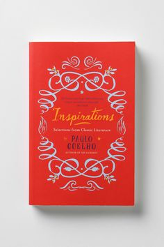 Whimsical book cover design via @anthropologie