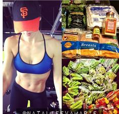 Eva marie: I'll buy what she's buying at the grocery store if it makes you look like THAT