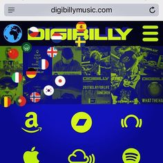 Digibilly's website is now international! Just click on the globe icon and select your flag. If I am missing your language message me. #dnb #drumnbass #drumandbass #jungle #hardstyle #neurofunk #dubstep #vibes #bass #edm #genres #djs  #djlife #pioneerdj #digitaldj #musicproducers #producerlife #studio #studiolife #creativity #artists #musicians #musicindustry #instamusic #beats #international #update #translator