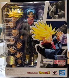 Bandai S. Dbz Toys, Super Trunks, Figuarts, Perfect Cell, Super Saiyan, Marvel Legends, Anime Figures, Ball Jointed Dolls, Dragon Ball Z