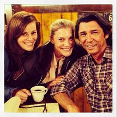 Cady, Vic and Henry
