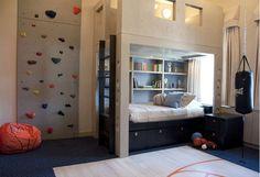 Идеи детской комнаты для мальчика: фото
