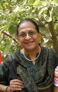 Kavita Sanghi - The designer behind Khoj