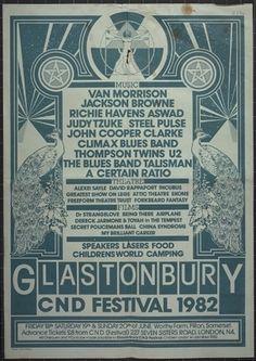 GLASTONBURY Music Festival... One Day!
