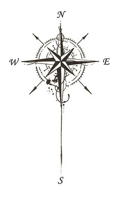 compass tattoo design #compass_tattoo_design #tattoodesign #NeatTattoosIWouldHave