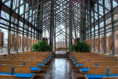 Thorncrown Chapel - Fay Chapel