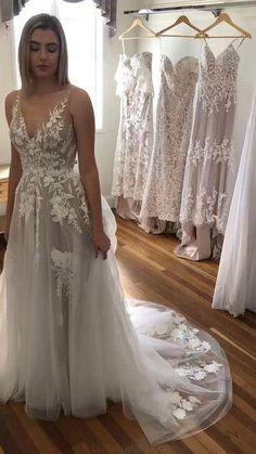 Silver Bohemian Lace Wedding Dress Cute Wedding Dress, Rustic Wedding Dresses, Best Wedding Dresses, Bridal Dresses, Wedding Ideas, Wedding Hacks, Wedding Rustic, Gown Wedding, Wedding Dress Shapes