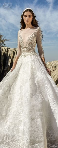 "Liz Martinez 2019 Wedding Dresses — ""Istanbul"" Bridal Collection ..."
