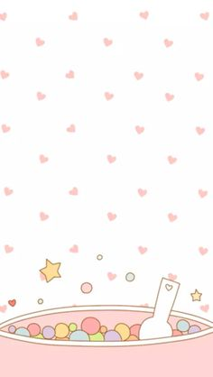 Walpaper Wallpaper Wa, Kawaii Wallpaper, Mobile Wallpaper, Iphone Wallpaper, Cute Backgrounds, Phone Backgrounds, Cute Wallpapers, Wallpaper Backgrounds, Frozen Birthday Invitations