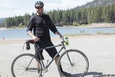 Singlespeed coaster brake-equipped gravel bike. © Cyclocross Magazine
