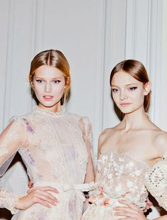 valentino haute couture s/s 2012, by kevin tachman