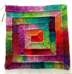Ravelry: dennismarquez's 10 Stitch Blanket