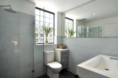 Small space, ensuite