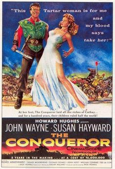 Westerns 1950-1959 - 100 Years of Movie Posters - 40