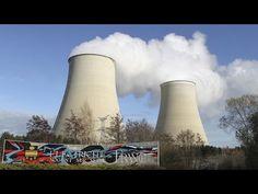 Opjeto no identificado sobrevuela una planta nuclear en el norte de Fran...