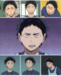 wtf tumblr? akaashi's emotion #hq #akaashi  I've just realized yesterday what a great team Fukuroudani actually was!!!