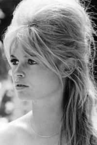 Oscars Special: Ten Most Beautiful and Iconic Hair & Makeup Looks of All Time - Brigitte Bardot in A Very Private Affair (1962)