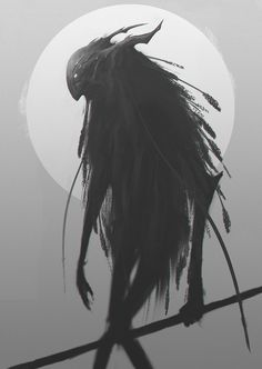 Creature sketch by Shahab Alizadeh | Creatures | 2D | CGSociety