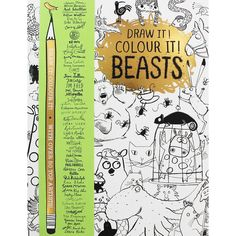 Buy Draw It Colour It Beasts by Macmillan Children's Books online from The Works. Visit now to browse our huge range of products at great prices.