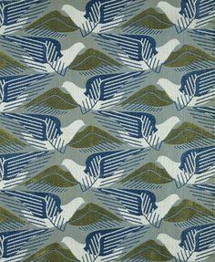 Aris, by Marion Dorn, cotton - 1939