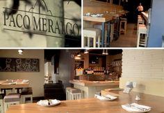 Alta Taberna Paco Meralgo, un lugar de tapas en el Eixample