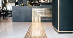 Herzog Bar & Restaurant München by Build Inc Architects    VIA-Design Binge via D. EDWARDS #interiordesign #decor #todesign #interiordesignshoppingguide