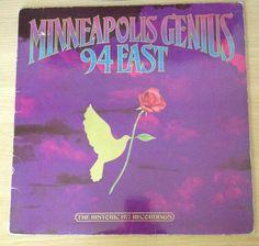 Prince 94 EAST Minneapolis Genius LP Historic 1977 Recordings 1985 Andre Cymone #Funk