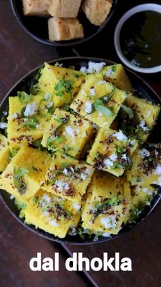 dal dhokla recipe, lentil dhokla recipe, how to make dal dhokla recipe with step by step photo/video. gujarati snack with lentil chana dal and rice. Puri Recipes, Pakora Recipes, Paratha Recipes, Spicy Recipes, Cooking Recipes, Gujarati Recipes, Indian Veg Recipes, Indian Dessert Recipes, Gourmet