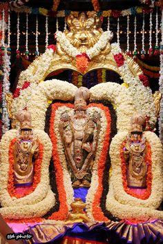 Annual Float Festival Of Lord Venkateswara Swamy At Tirumala Ended
