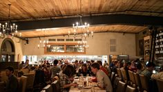Charleston's Top 9 Spots for Communal Dining - Charlestonly