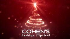 Jeffrey Cohen : Merry Optical Christmas : Cohen's Fashion Optical