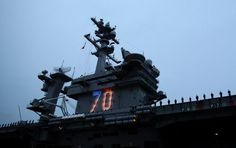 #world #news  China military says aware of U.S. carrier in South China Sea
