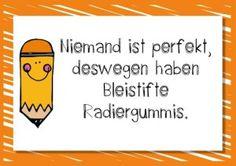 Niemand ist perfekt, Bleistift, Radiergummi, Poster, Zitat, download1, Kinder, Eltern, Legasthenie, Dyskalkulie, Legasthenietraining, Dyskal...