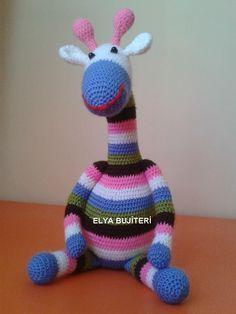 Giraffe Zulu:)  price 18 Euro and free cargo contact facebook Elya Bujiteri ve Bebe Dünyası