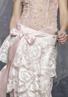 Mariella Burani Spring 2007 Details