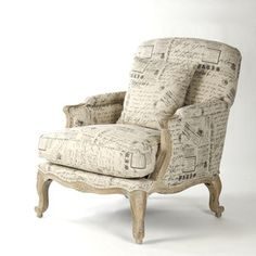 Paris Club Chair now featured on Fab.