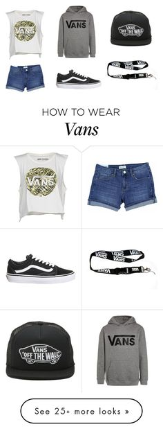 """""""Untitled #5789"""" by sailormoon365 on Polyvore featuring Vans, Jessica Simpson and Topshop"""