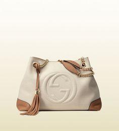 Gucci - soho leather tote 308982KJ54G8359
