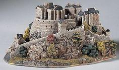 L2537 Lilliput Lane Edinburgh Castle in Miniature