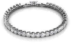 """Groupon Goods Global GmbH: Armband """"Venus"""" in der Farbe nach Wahl verziert mit Kristallen von Swarovski®"""