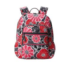 c607c5356f Vera Bradley Campus Cheery Blossom School Travel Diaper Bag  VeraBradley  Backpack  Backpack Purse
